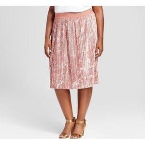 NWT Ava & Viv Skirt Size 2X